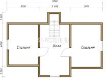 Дом из бруса Алексей
