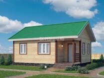 Каркасный дом КД-28