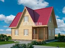 Каркасный дом КД-34