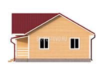 Дом из бруса Григорий
