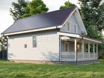Дом из бруса Юрий